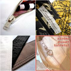 Show Tell Share: Some of the best tutorials on bag making