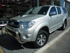 2010 Toyota Hilux 3.0 D4D 4X4 Auto D/Cab (Table View & Parklands)