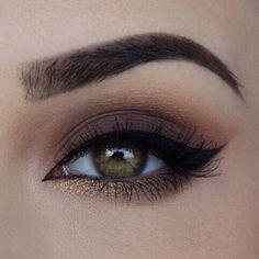 Image result for beautiful makeup for hazel eyes