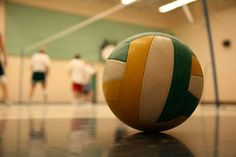 Volleyball... One of my favorite sports to play!!!