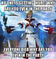 Being a White Mage - Imgur