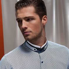 Kurta Pajama Men, Kurta Men, Shirt Collar Styles, Collar Shirts, Collars, Suit Shirts, Indian Men Fashion, Mens Fashion, Polo Rugby Shirt