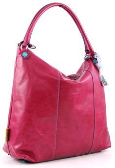 Gabs Gsac Hobo Leather 38 cm - gsac-L-E13-chch | Designer Brands :: wardow.com