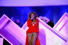 Pin for Later: Die Stars verabschieden den Sommer beim Made in America Festival Beyoncé