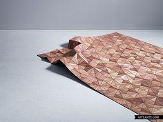 Wooden Textiles // Elisa Strozyk | Afflante.com