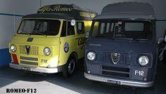 Classic Car News Maserati, Ferrari, Fiat 500 Models, Alfa Alfa, Mini Bus, Cool Vans, Alfa Romeo Cars, Italian Beauty, Commercial Vehicle