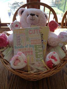 Baby Shower Gift Basket 🍼💕