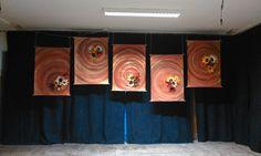 Dekoracja szkolne - obrazy akrylowe by Sylwia Michalska