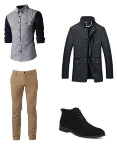 Bez tytułu #53 by wiki208 on Polyvore featuring Urban Pipeline, men's fashion and menswear