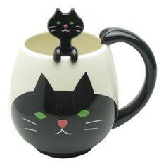 Kitten Friends Mug & Spoon Set