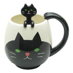 Kitten Friends Mug & Spoon Set