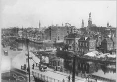 Westerhaven Groningen (jaartal: 1920 tot 1930) - Foto's SERC