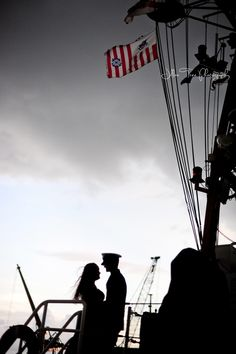 #Miami Coast Guard Engagement Photos