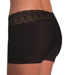 Style A166 - Naomi & Nicole® Lace Trim Boy Short - Panties - Naomi & Nicole®