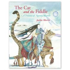 """""""The Cat and the Fiddle"""" Adore the cover art"""