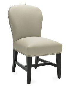550-1095 depending on fabric or material choice Maxwell Chair #WilliamsSonoma