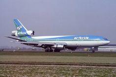 Air Florida McDonnell-Douglas DC-10-30
