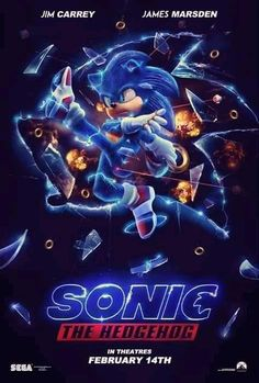 """""""🤩🕺🏻 SonicMovie is in theatres Thursday night. Sonic The Hedgehog, Hedgehog Movie, Silver The Hedgehog, Shadow The Hedgehog, Sonic Cake, Sonic 3, Sonic And Amy, Sonic Fan Art, Fullhd Wallpapers"""