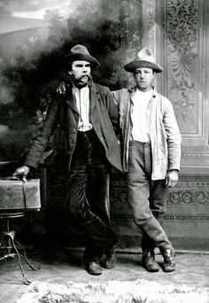 Poets Paul Verlaine and Arthur Rimbaud