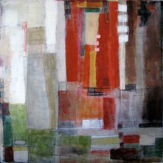 Exhibition: New Works by Encaustic Artist Mary Long-Postal // Tinney Contemporary