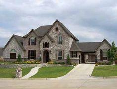 Really like!!!   Home Plans HOMEPW10309 - 3,355 Square Feet, 5 Bedroom 3 Bathroom Tudor Home with 3 Garage Bays
