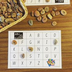 Upper and Lowercase letter matching resource