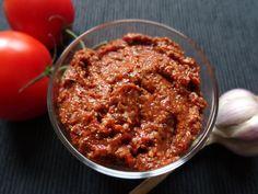 Śródziemnomorska pasta z siemienia lnianego | Małgorzata Rusek - dietetyk z pasją