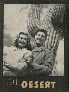 1944 Desert, University of Arizona Yearbook