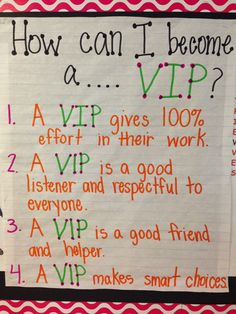 A Tale of Twin Teachers: Are you a VIP?