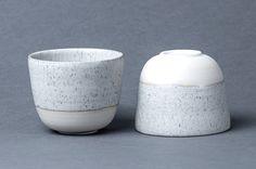 Sugar Bowl, Bowl Set, Vienna, Coffee Shop, Pottery, Concept, Ceramics, Shopping, Branding