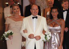 Princess Stephanie - 62nd Red Cross Ball In Monte Carlo