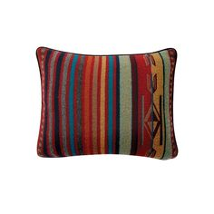 CHIMAYO TOSS PILLOW from Pendleton on shop.CatalogSpree.com, your personal digital mall.