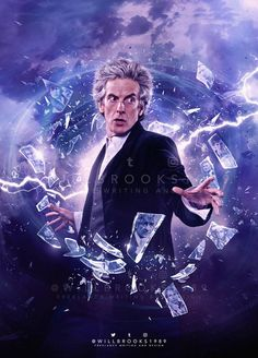 All the pieces that make up the Doctor