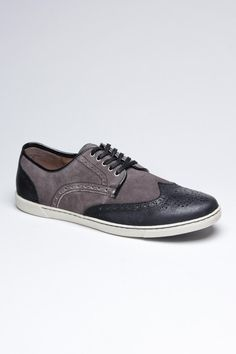 Hush Puppies Carver...for boys, but i would totally wear them!