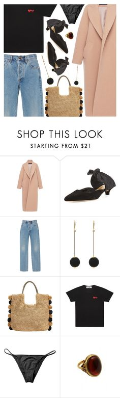 """Untitled #6827"" by amberelb ❤ liked on Polyvore featuring Jacquemus, The Row, Alix, Dorus Mhor, John Lewis, North and Rock 'N Rose"