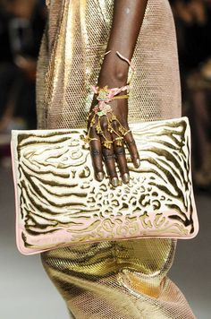 Feast Your Eyes on Over 250 of the Best Bags For Spring '13: Marc by Marc Jacobs  : J.Crew  : Oscar de la Renta  : Rochas  : Miu Miu  : Valentino  : Tommy Hilfiger  : Jenny Packham  : BCBGMAXAZRIA  : Manish Arora