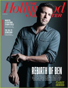 Ben Affleck. The Hollywood Reporter. October 19, 2012.