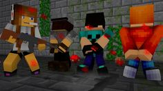 Minecraft: MURDER - MATEI TODOS OS YOUTUBERS!