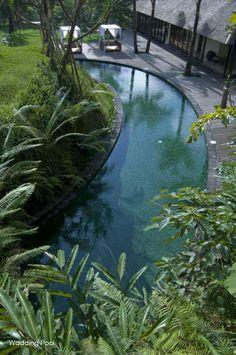 Komaneka Resort at Bisma in Ubud, Bali