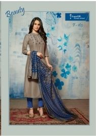 Feminista latest colection muslin with handwork kurtis,Best & cheap Wholesale Prices ,Tamanna Catalog Wholesaler and Biggest Stockist. Party Wear Kurtis, Cod, Presents, Silk, Stylish, Fabric, Pattern, How To Wear, Free