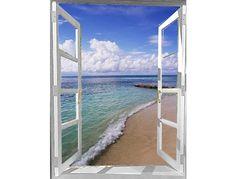Jeanine Hattas - Murals | Window to the Beach