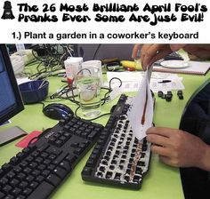 The 26 Most Brilliant April Fool�s Pranks Ever