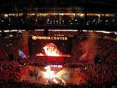 Rockets Game 1 Western Conference SemiFinals PreGame vs Clippers