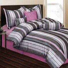 Marimac Seven-Piece Wesley Jacquard Comforter Set