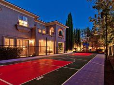 101 South Royal Ascot Drive Las Vegas, NV 89144  Agent: Diane Varney  basketball Court