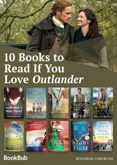 What do you if you've already reread Outlander? And rewatched it? Well, check out our list of books you're sure to enjoy if you love the popular time travel romance!