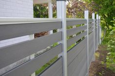 roof terrace composite fence, green architectural fence design, pvc picket fence uk wood grain