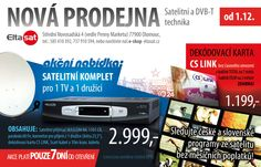 Nová prodejna - Olomouc + Akce