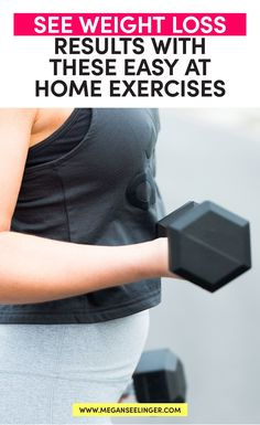 The best fat burning workouts are strength training HIIT exercises and many of these workouts can be done at home or at the gym. If you're just starting out you can begin exercising with no equipment, but eventually you are going to want to get some gym equipment of your own like exercise bands and dumbells. Check out my videos for these easy at home exercises to start on your weight loss journey! Best Gym Workout, Best Fat Burning Workout, Work Out Routines Gym, At Home Workouts, Help Losing Weight, How To Lose Weight Fast, Weight Loss For Women, Weight Loss Tips, Strength Training Workouts