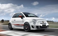 new Abarth 595 Yamaha Factory Racing Edition